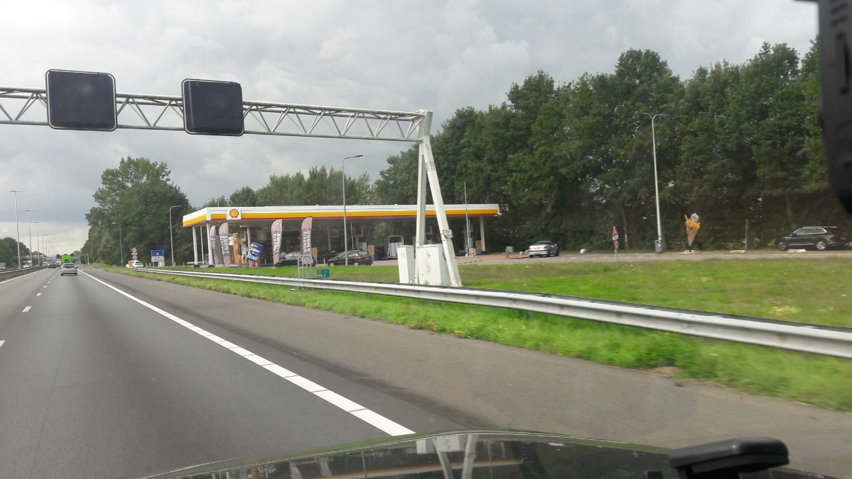 Royal Dutch Shell-Hoevelaken A1